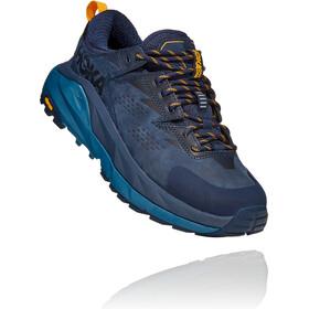 Hoka One One Kaha GTX Low Shoes Women, blauw